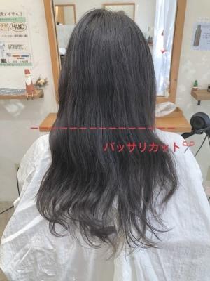 ショートカット ショートヘア バッサリ イメチェン ロングからショート 髪型 美容室 寝屋川 枚方 丸みショート (2)